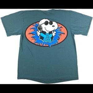 Vintage Changes Peanuts Snoopy 'Joe Cool' T-Shirt
